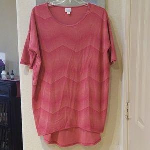 Used shirt Lularoe